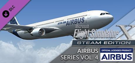 FSX Steam Edition: Airbus Series Vol. 4 Add-On