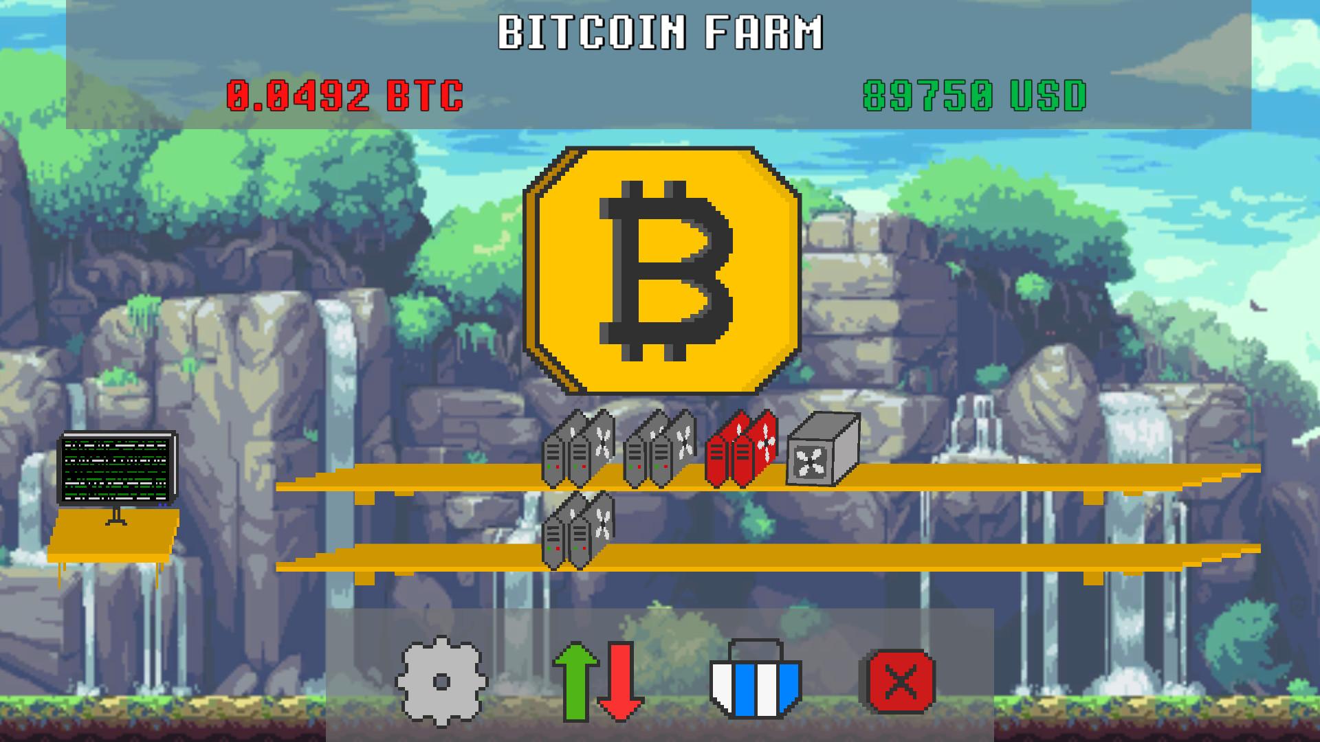 Bitcoin Farm screenshot