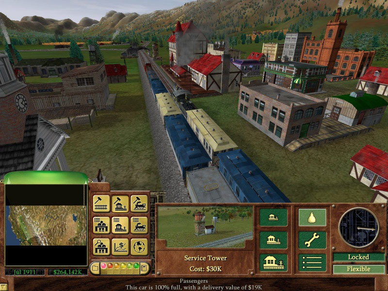 Download Railroad Tycoon 3 - MegaGames - Game Trainers ...