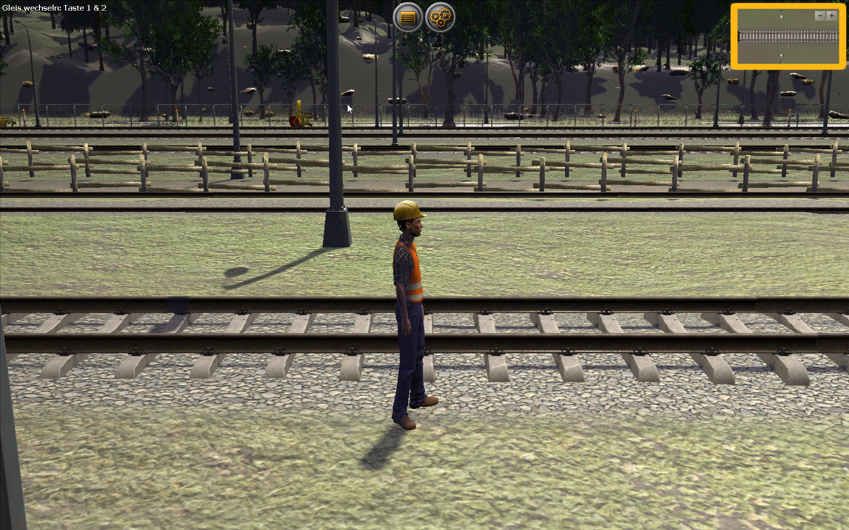 Railway Construction Simulator screenshot
