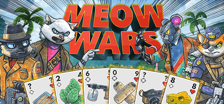 Meow Wars: Card Battle