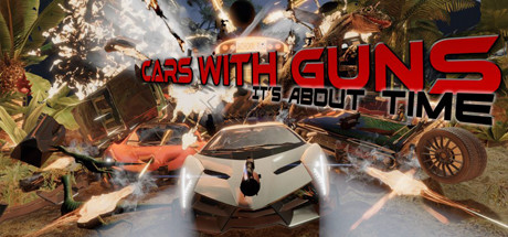 Cars with Guns: It's About Time