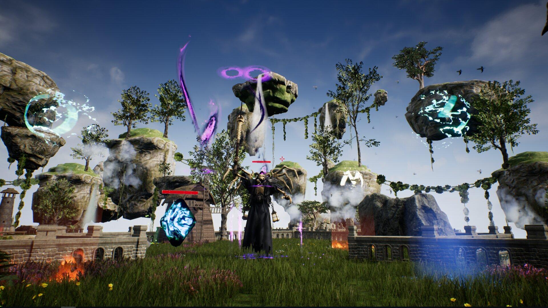 Wand Wars VR screenshot