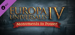 Collection - Europa Universalis IV: Monuments to Power Pack