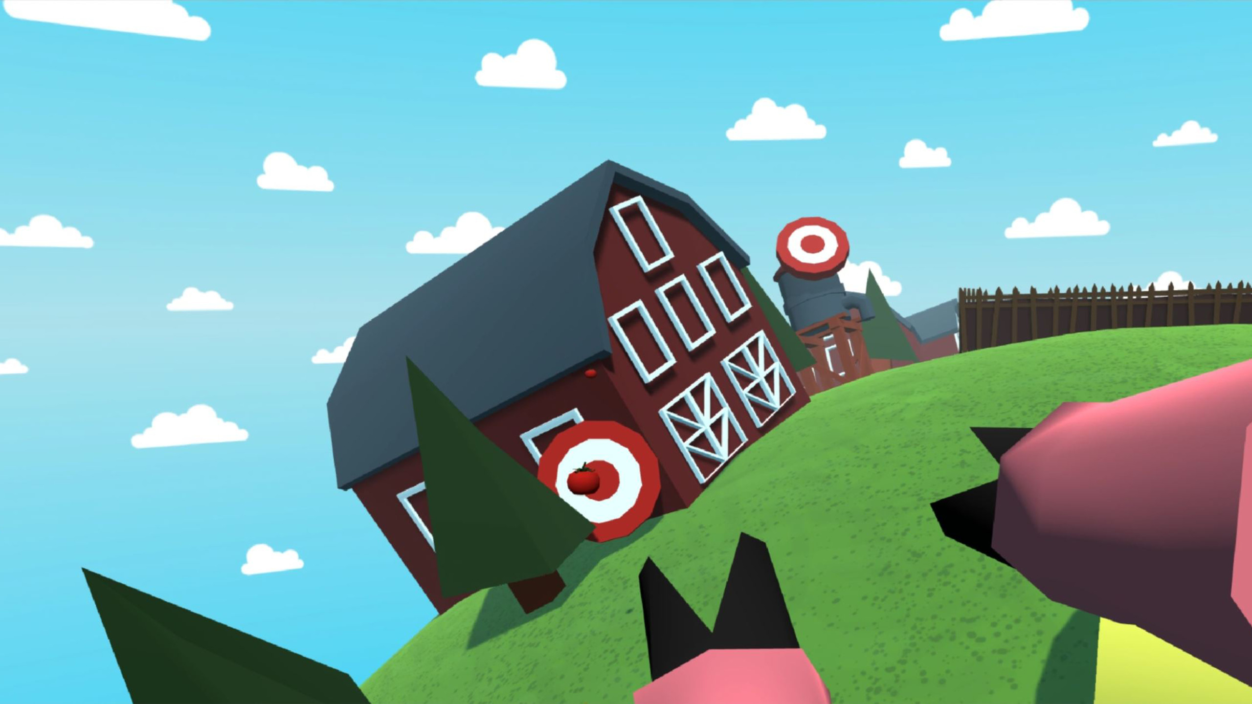 Bacon Roll: Year of the Pig - VR screenshot