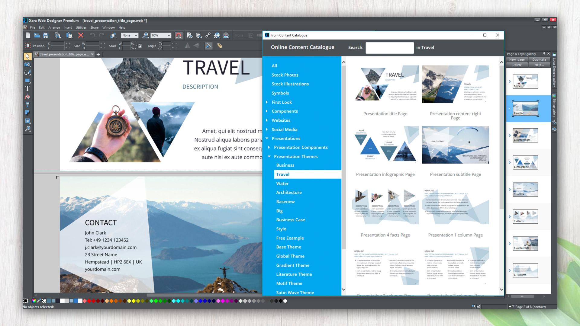 Web Designer 15 Premium Steam Edition screenshot