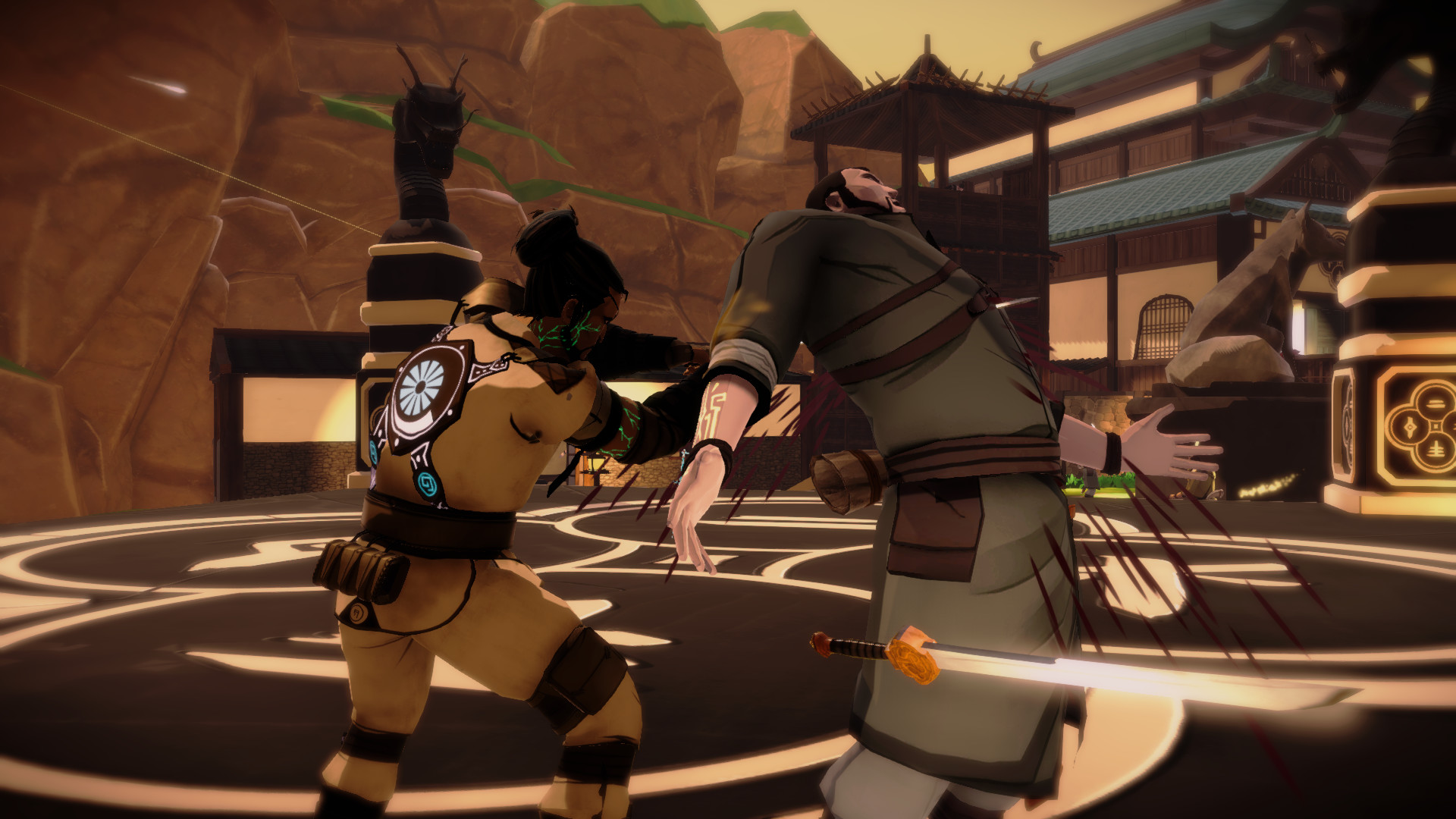 Aragami: Nightfall screenshot