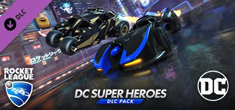 Rocket League - DC Super Heroes DLC Pack