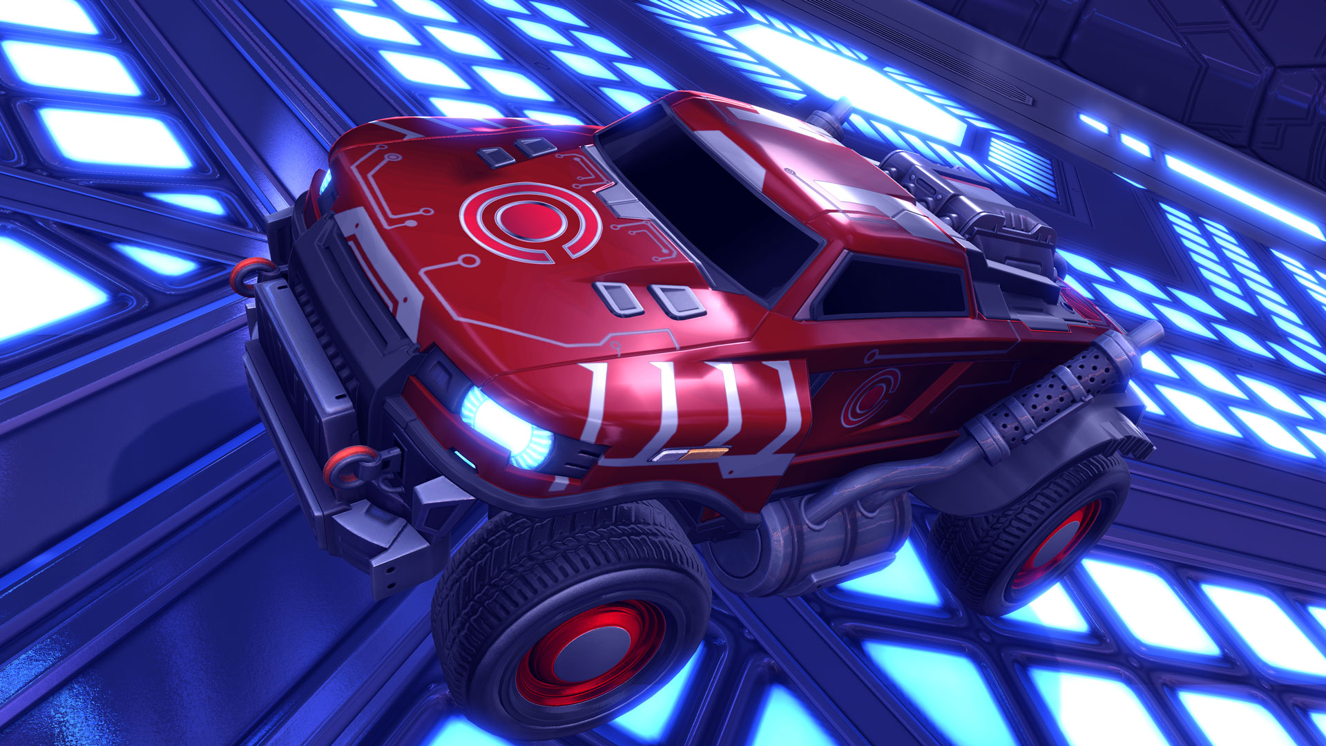 Rocket League - DC Super Heroes DLC Pack screenshot