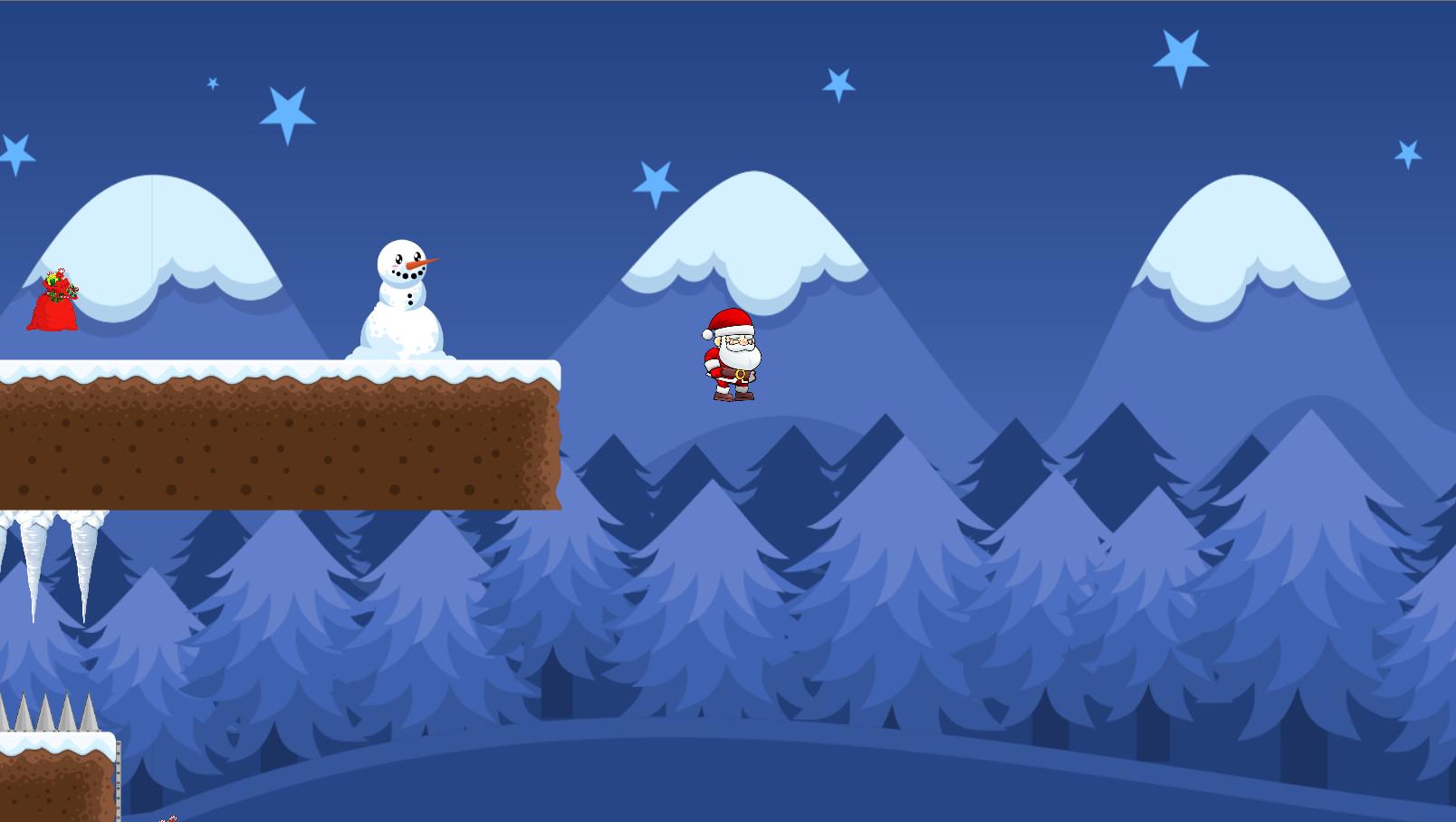 Christmas Santa Troubles screenshot