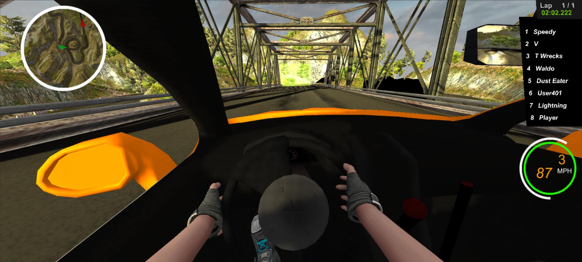Raceland screenshot