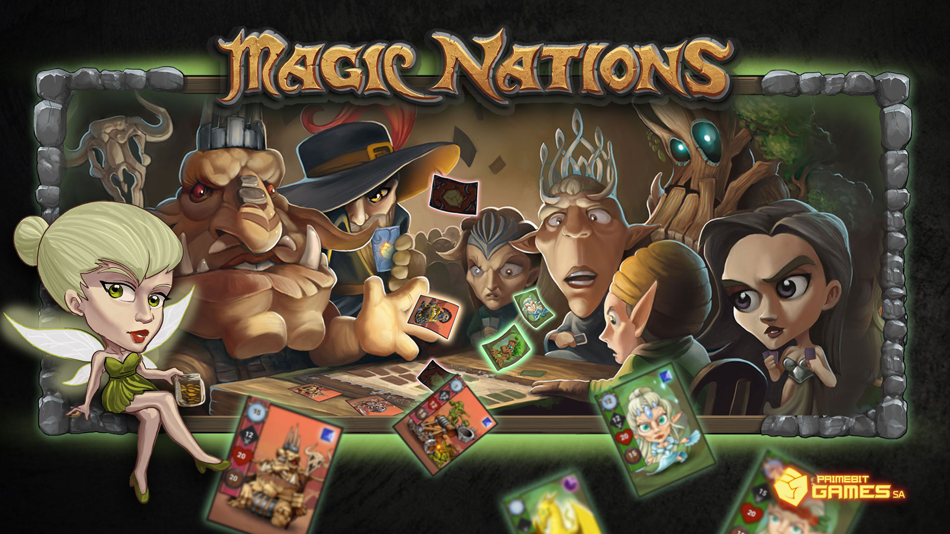 Magic Nations screenshot