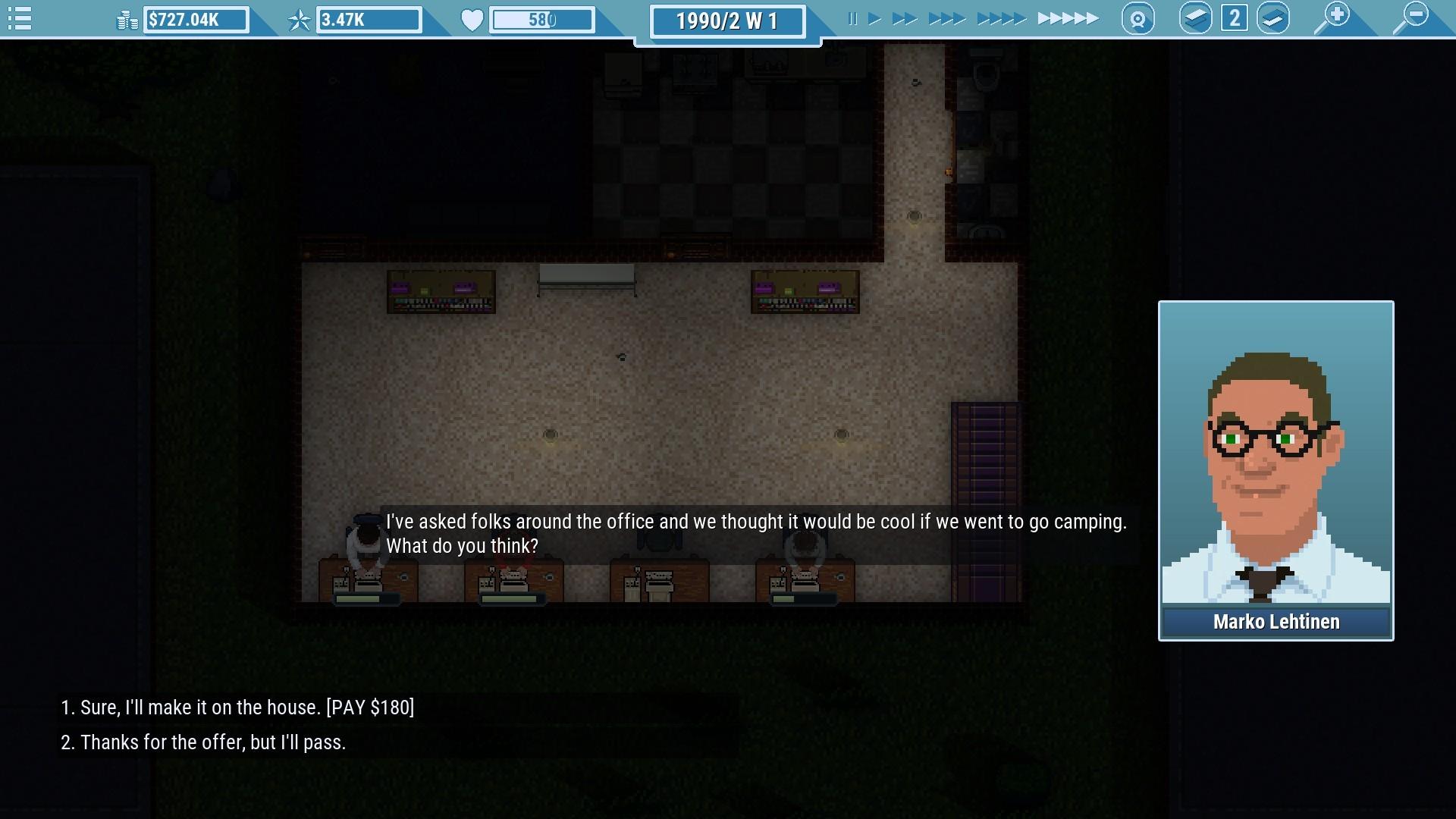 Game Dev Studio screenshot