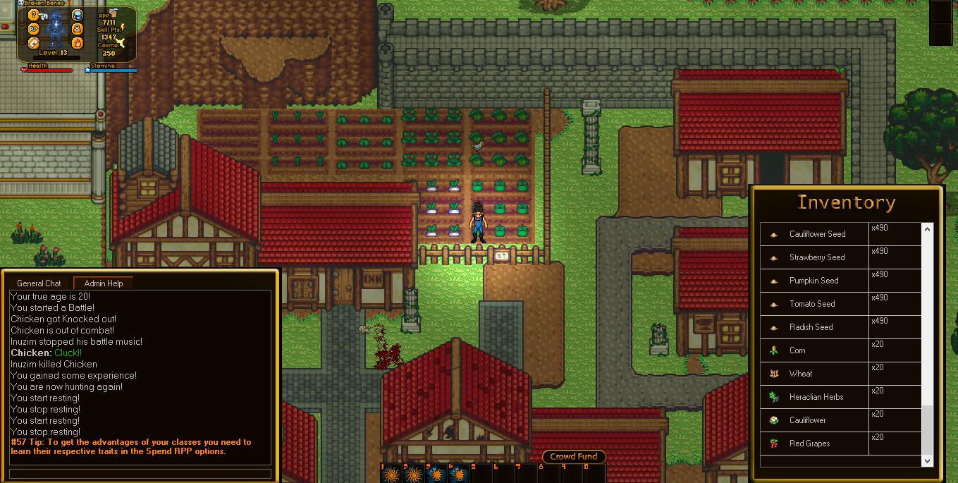 Azusa RP Online screenshot