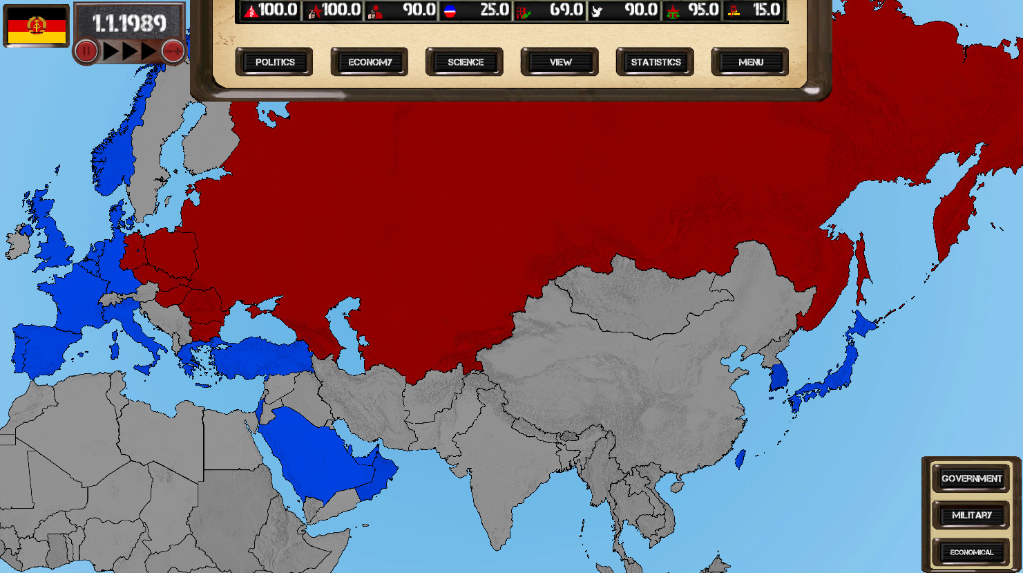 Ostalgie: The Berlin Wall screenshot