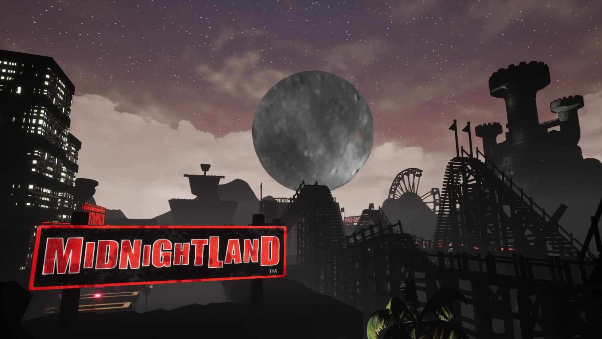 Midnightland screenshot