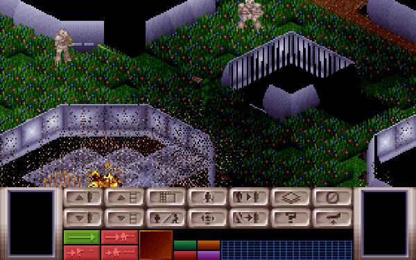 X-COM: UFO Defense screenshot