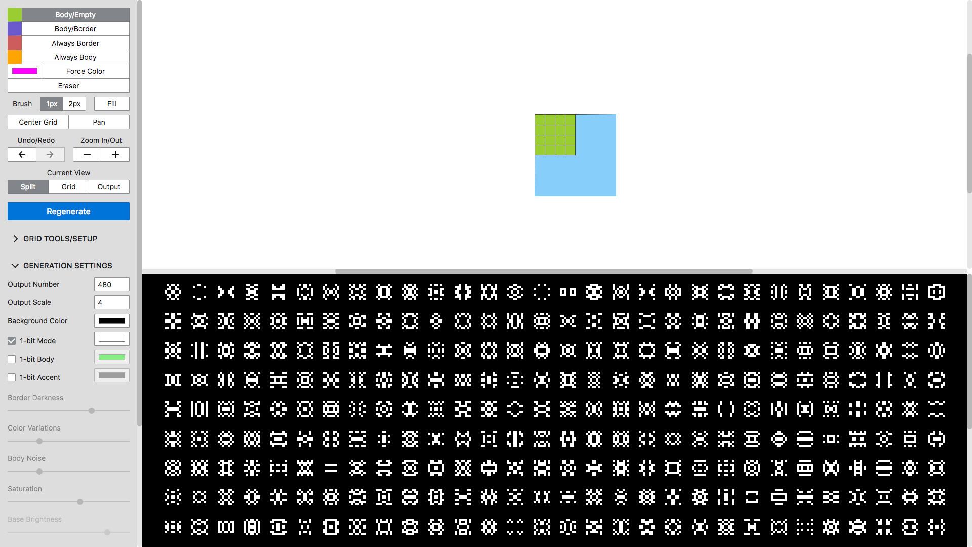 CryPixels screenshot