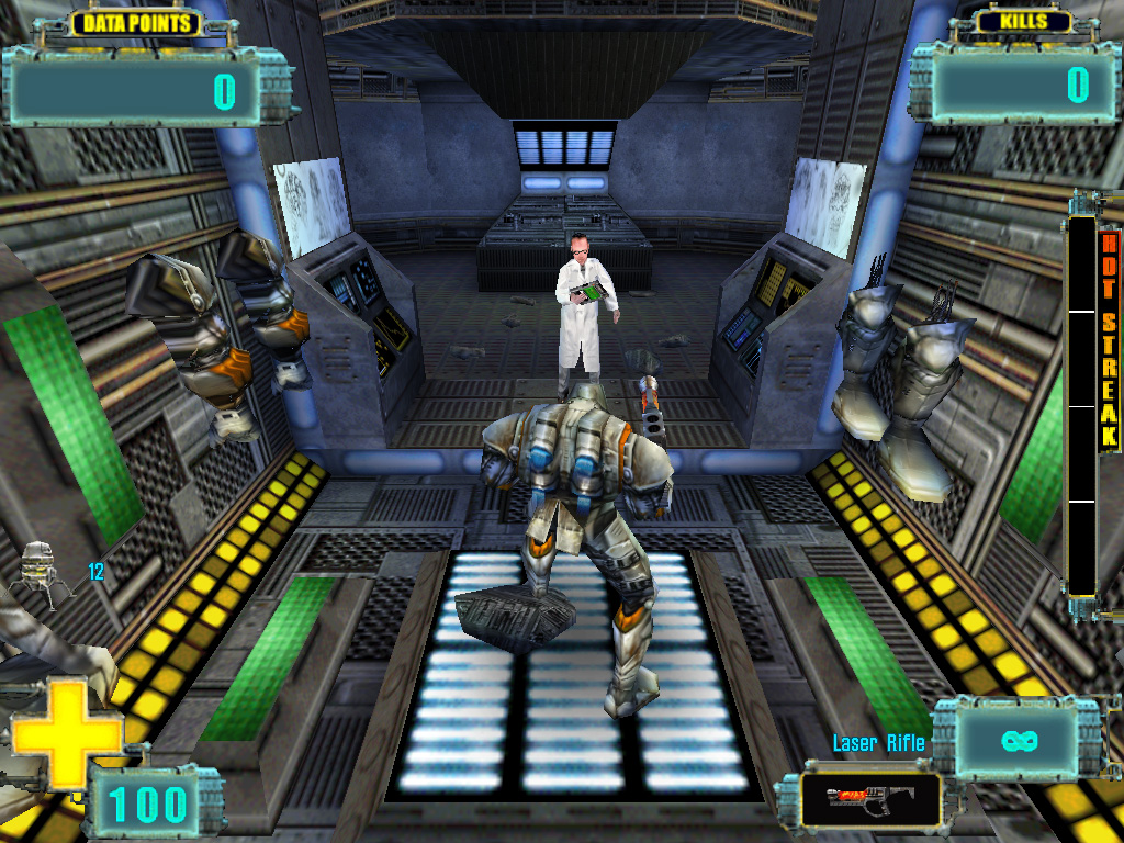 X-COM: Enforcer screenshot