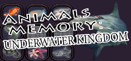 Animals Memory: Underwater Kingdom