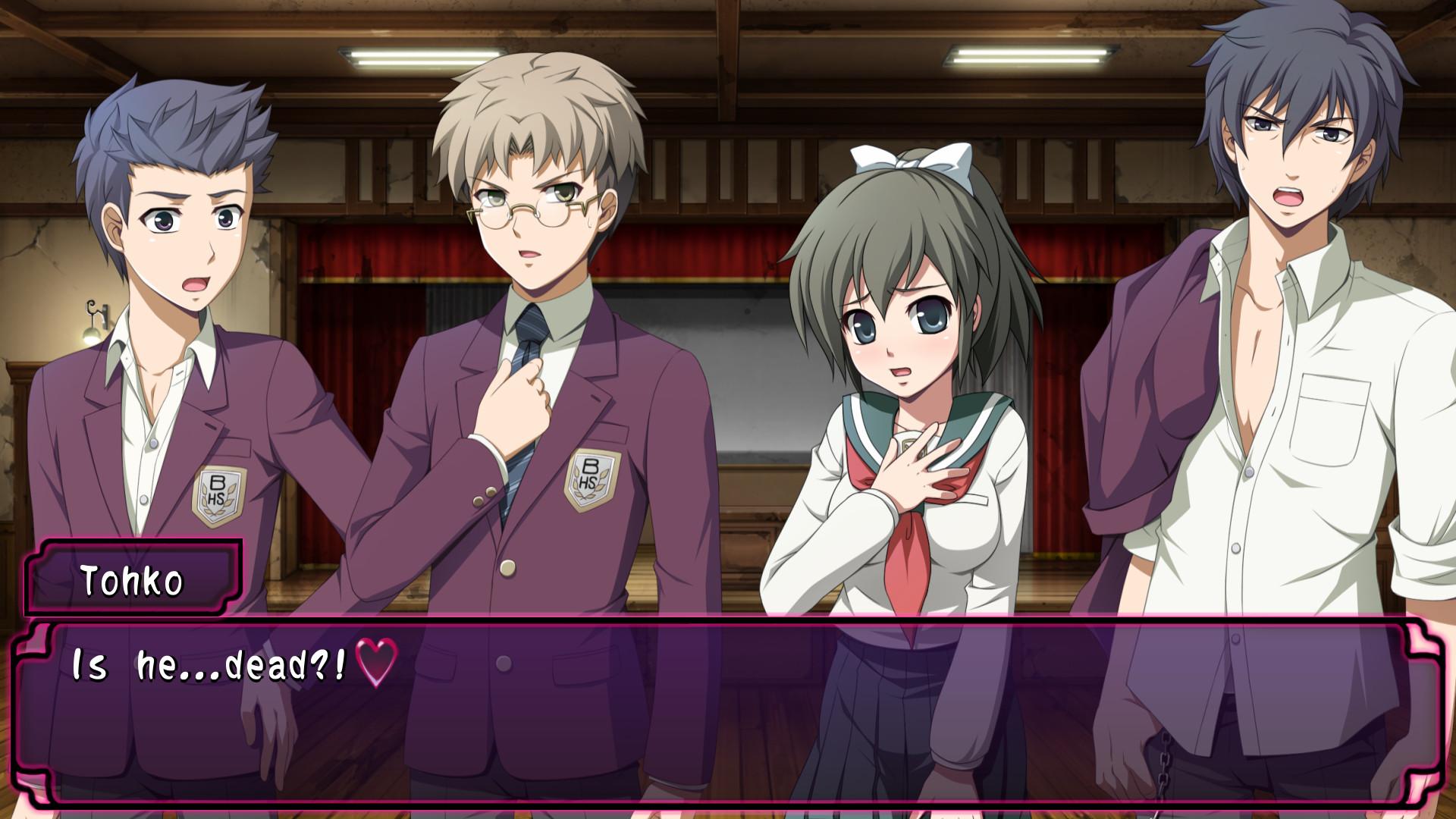 Corpse Party: Sweet Sachiko's Hysteric Birthday Bash screenshot