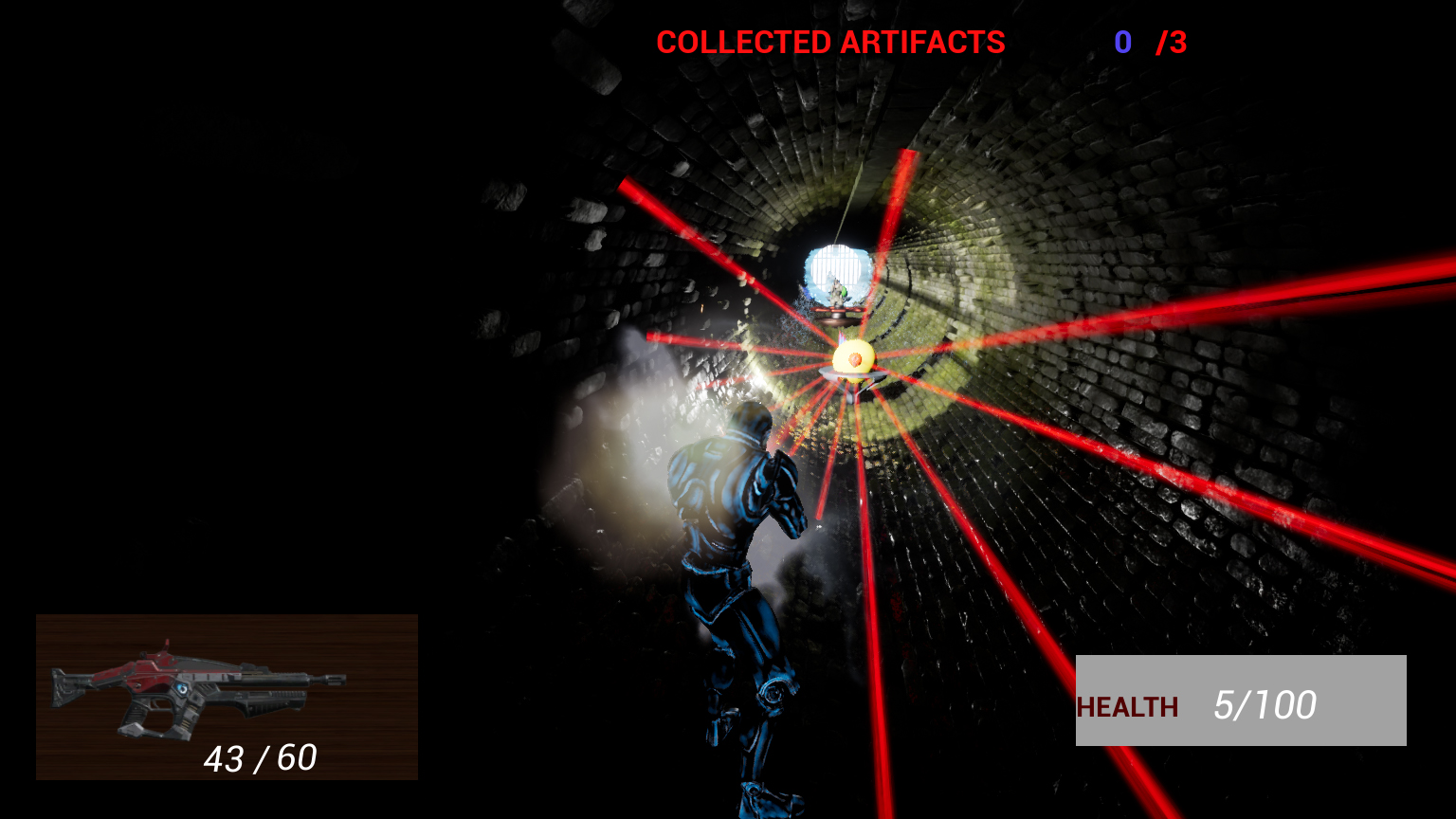Cyborg Invasion Shooter 2: Battle Of Earth screenshot