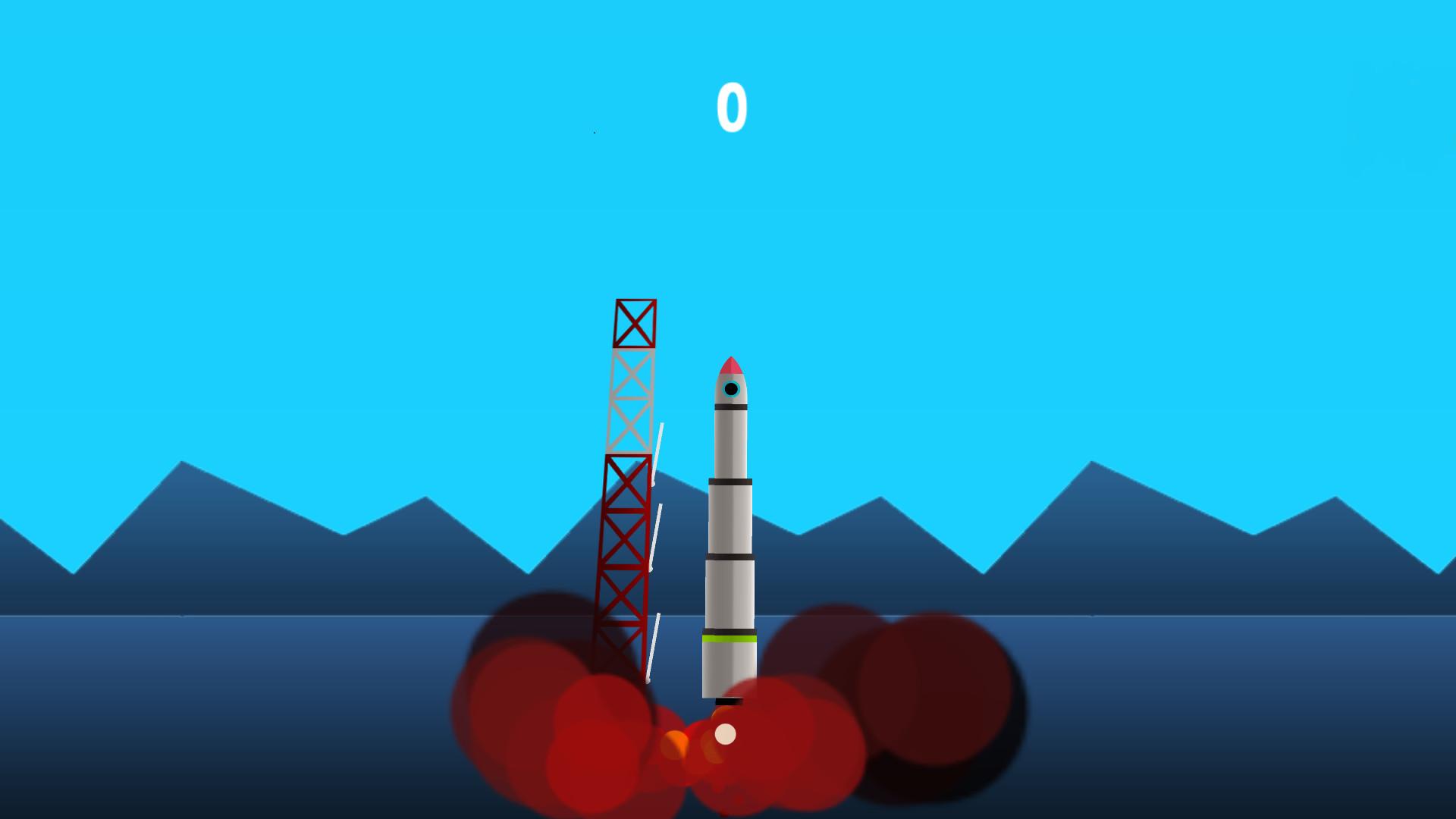 Space Rocket screenshot