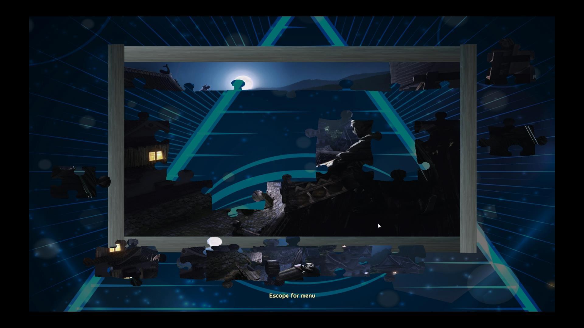 Trials of The Illuminati: Assorted Jigsaws screenshot