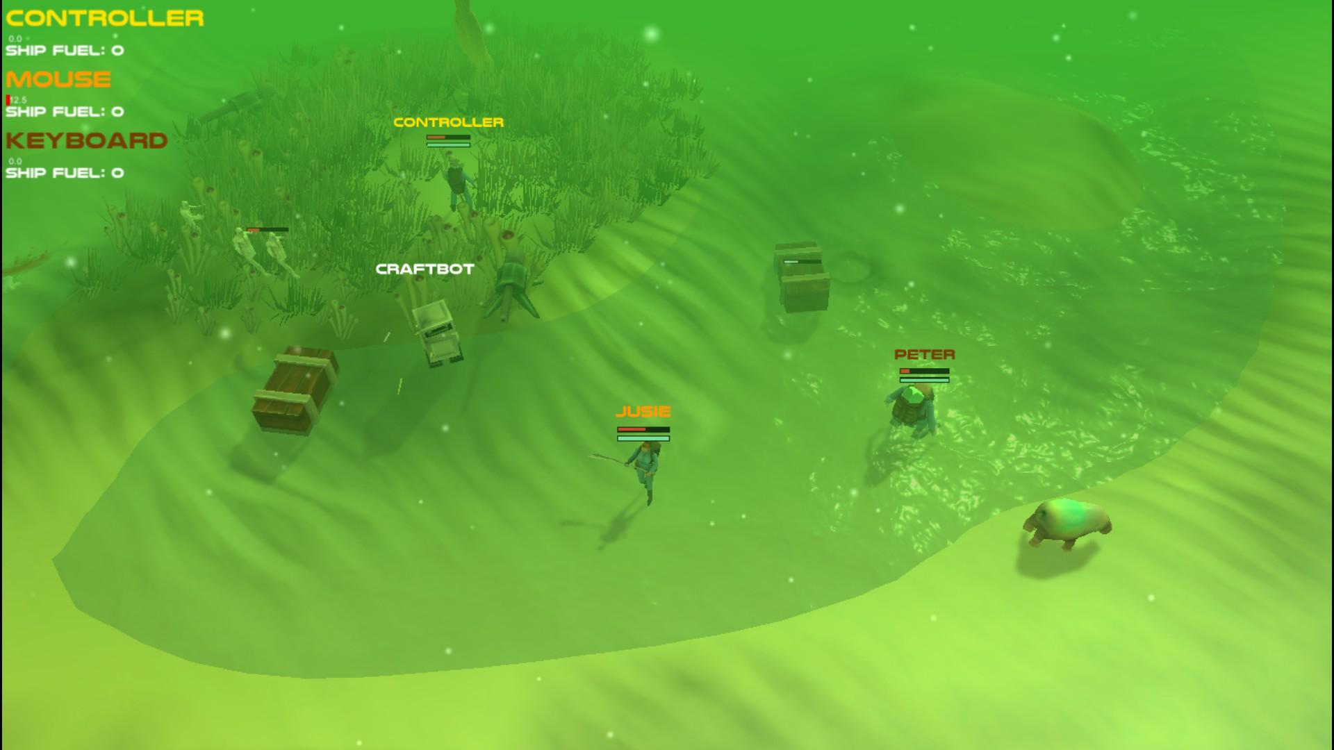 Survivors of Borridor screenshot