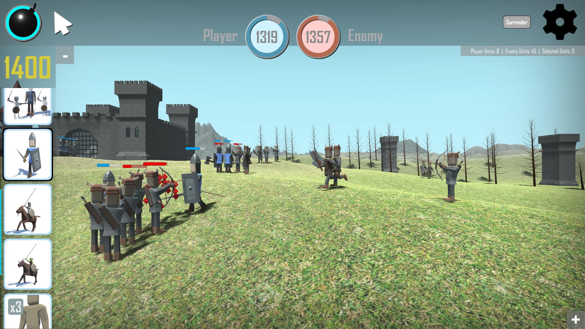 Clash of Castle screenshot