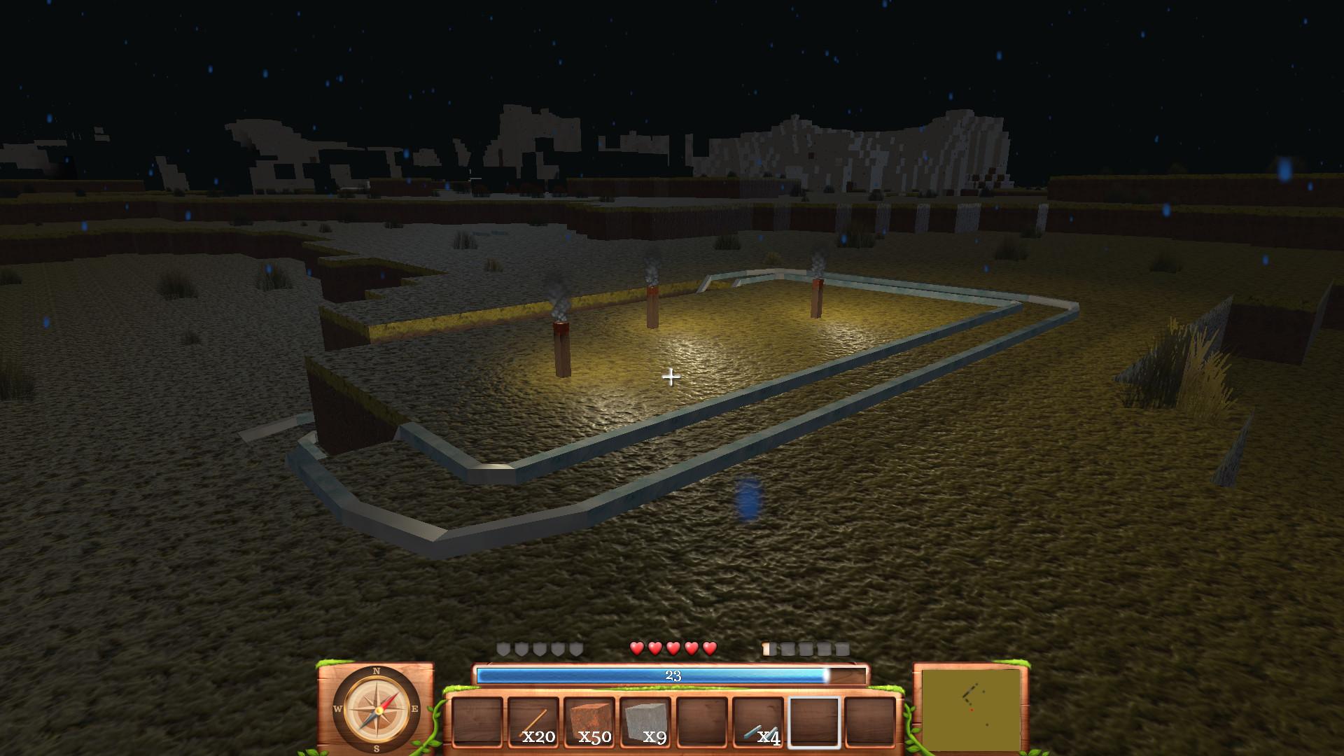 VoxelWorld screenshot