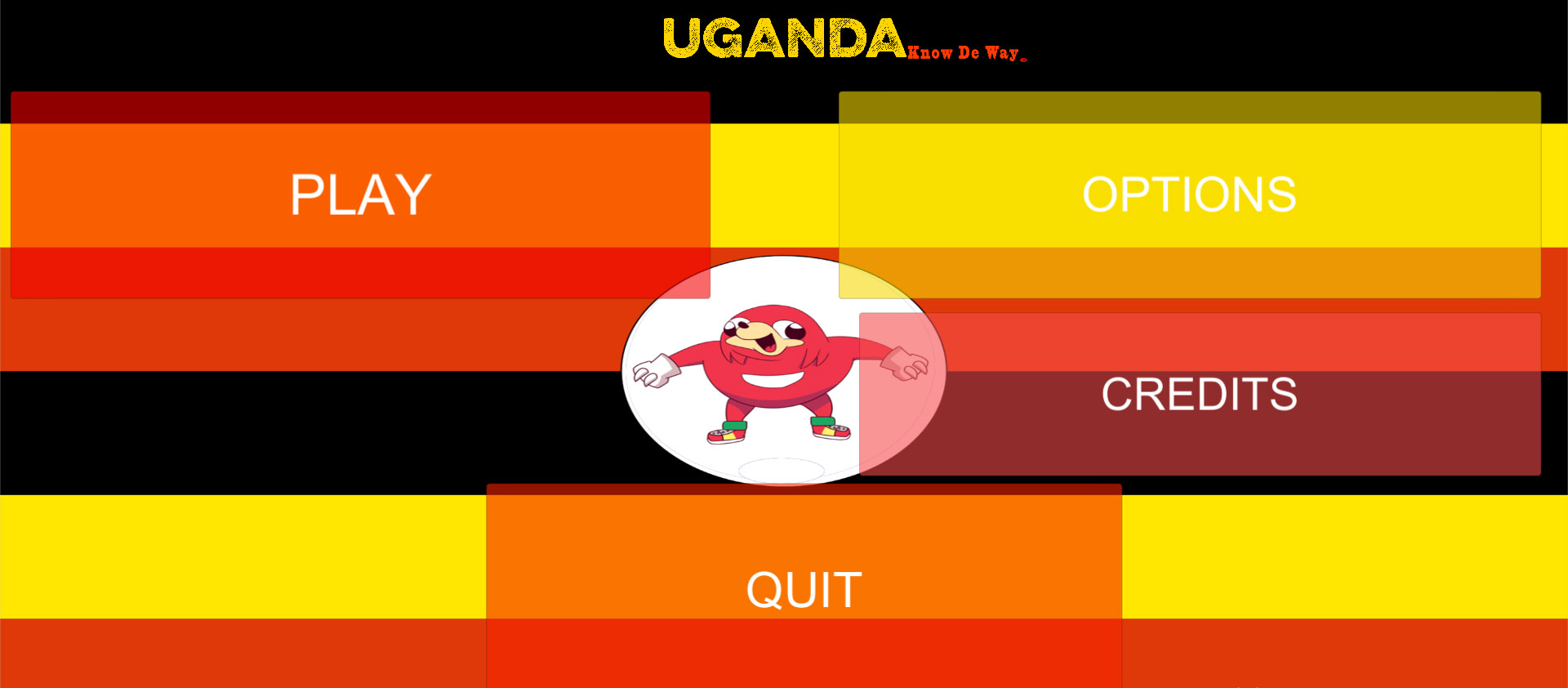 Uganda know de way screenshot
