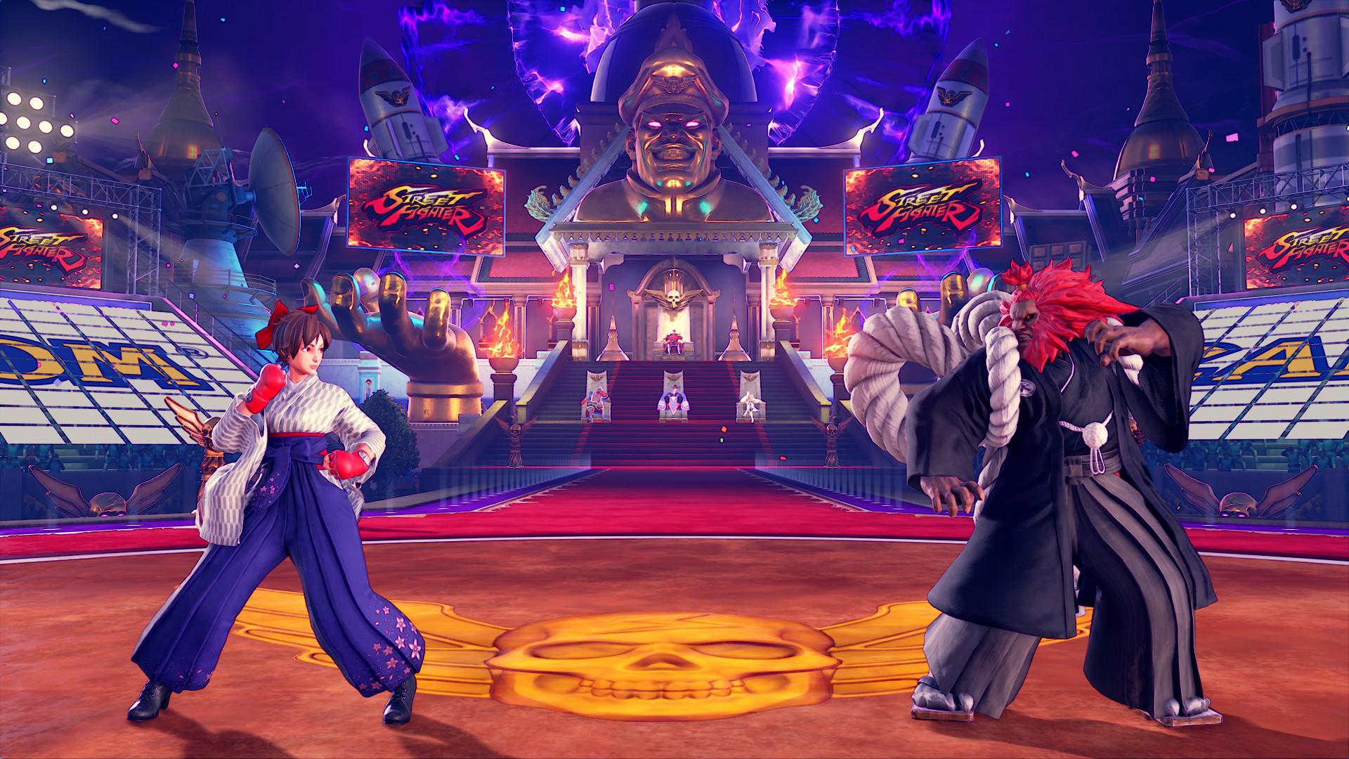 Street Fighter V - Capcom Pro Tour: 2018 Premier Pass screenshot