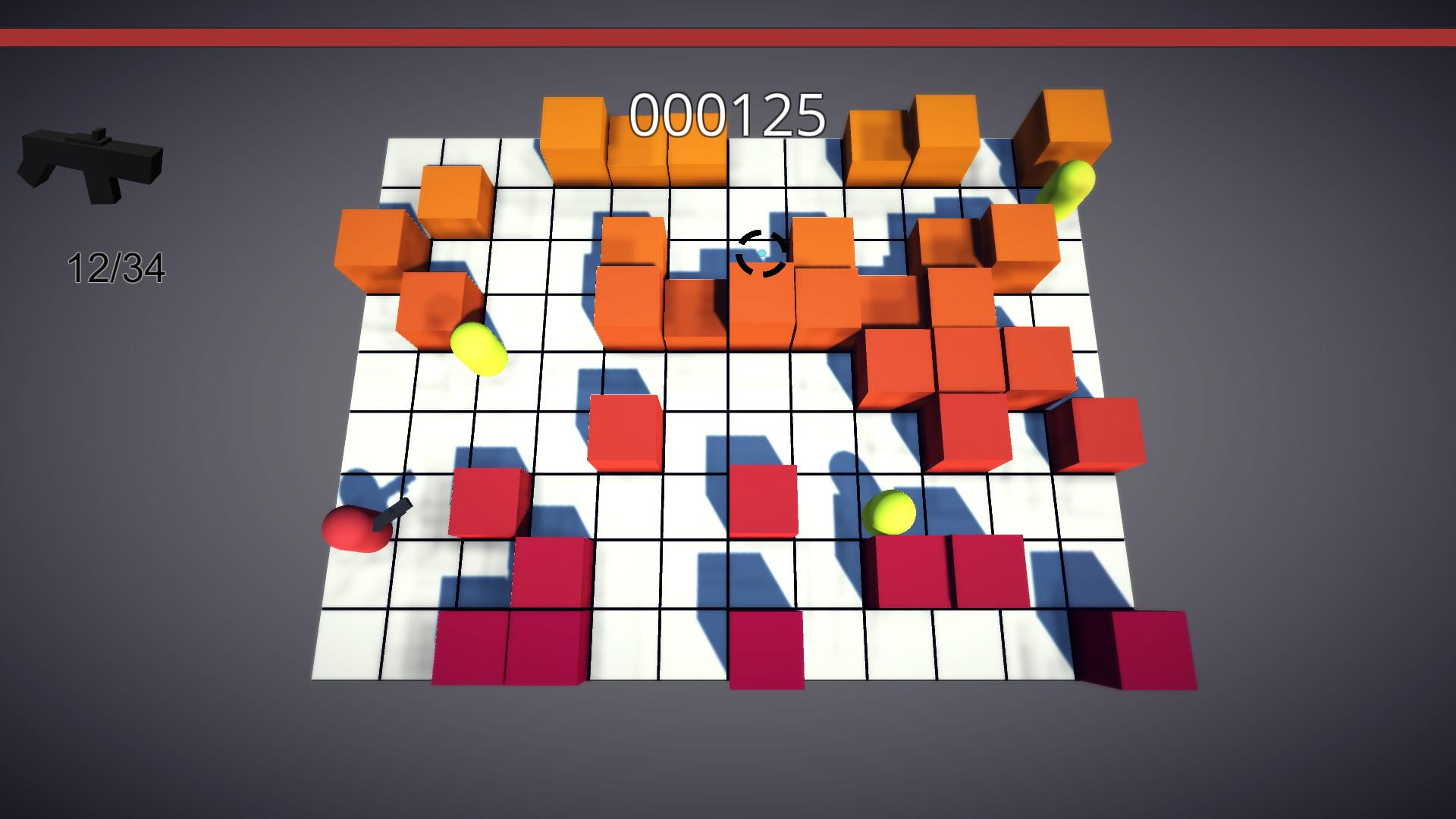 Primitive Shooter screenshot