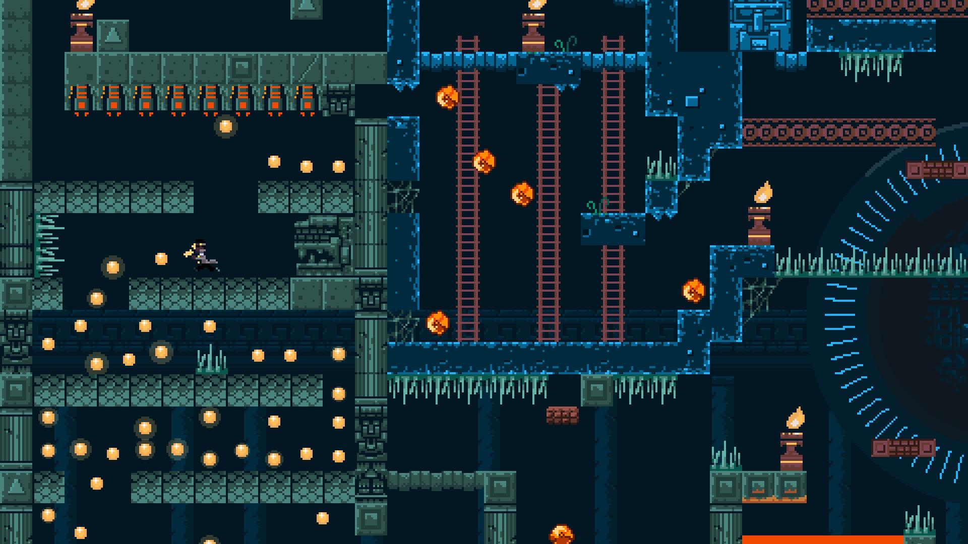 1 Screen Platformer screenshot
