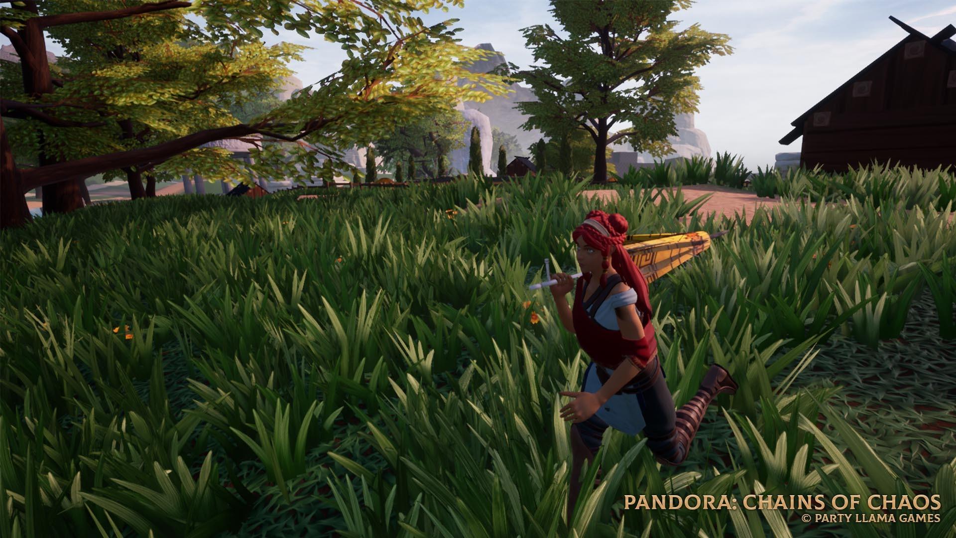 Pandora: Chains of Chaos screenshot