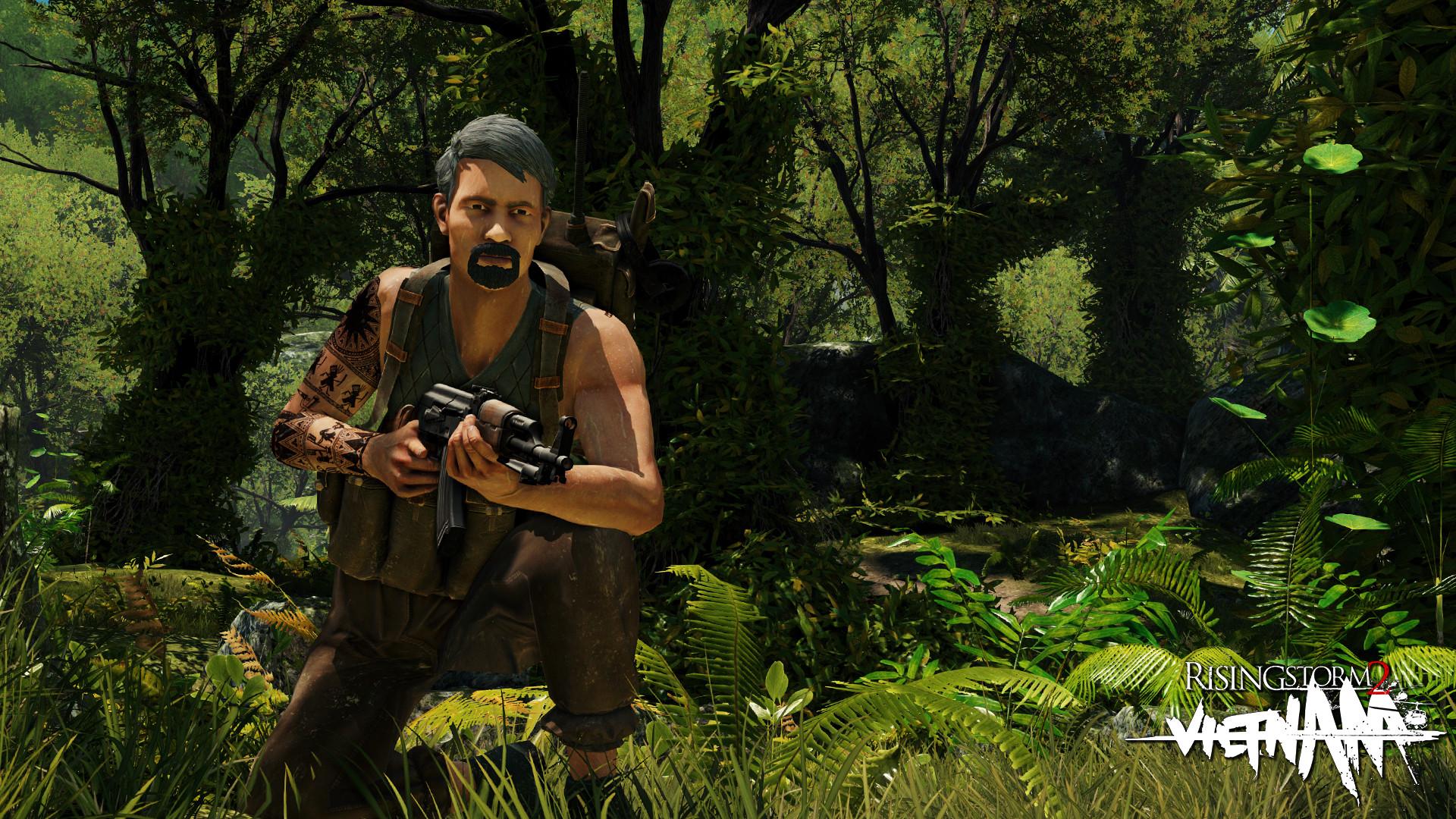 Rising Storm 2: Vietnam - Uncle Ho's Heroes Cosmetic DLC screenshot