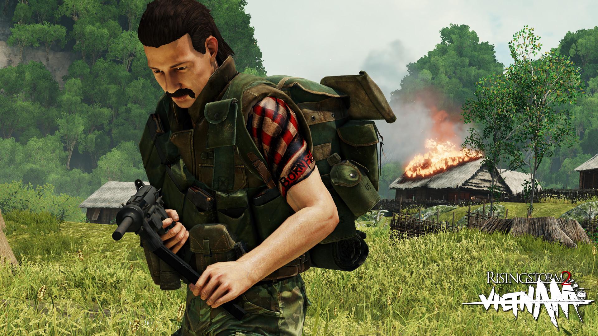Rising Storm 2: Vietnam - Born in the USA Cosmetic DLC screenshot