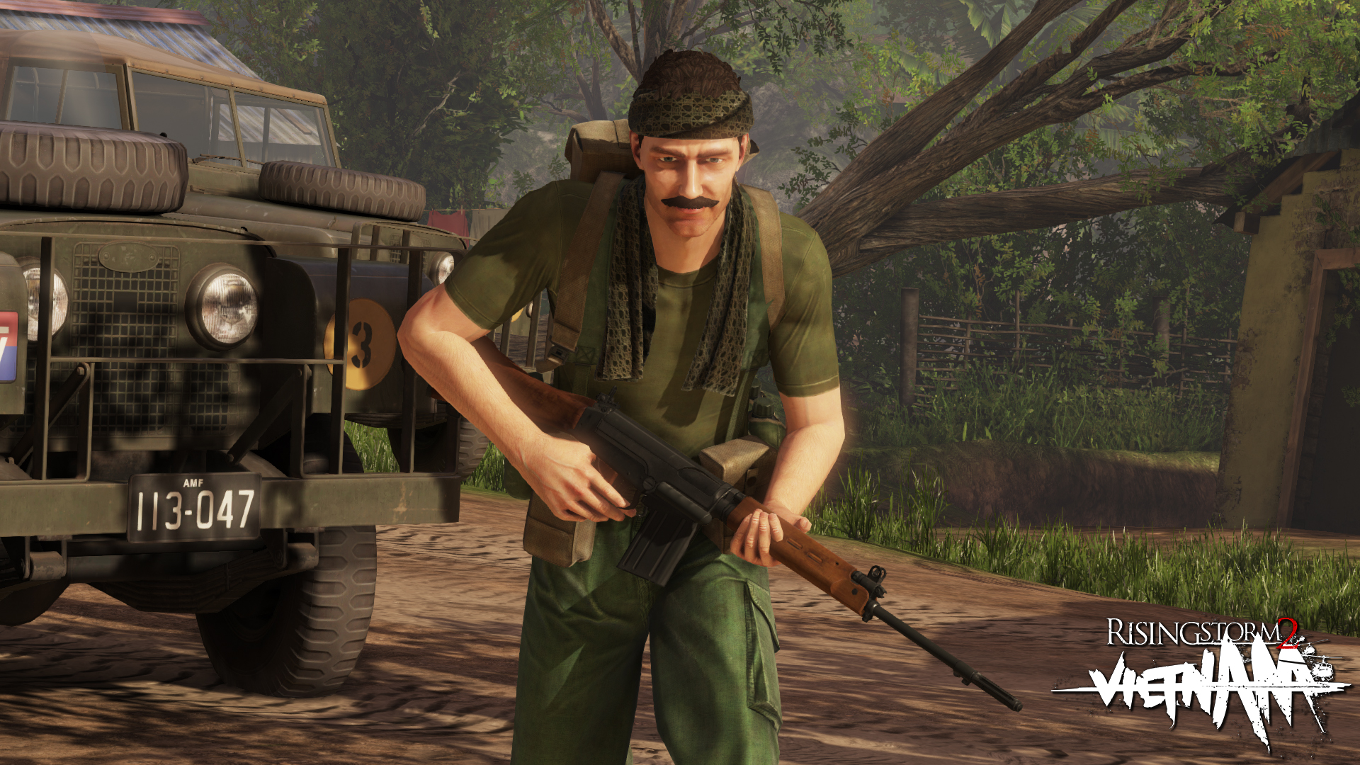 Rising Storm 2: Vietnam - Man Down Under Cosmetic DLC screenshot