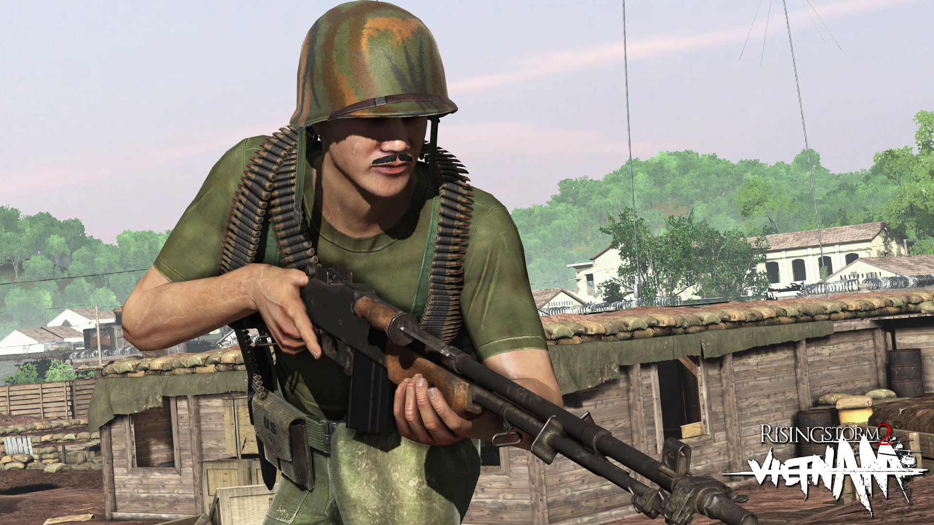 Rising Storm 2: Vietnam - Southern Style Cosmetic DLC screenshot