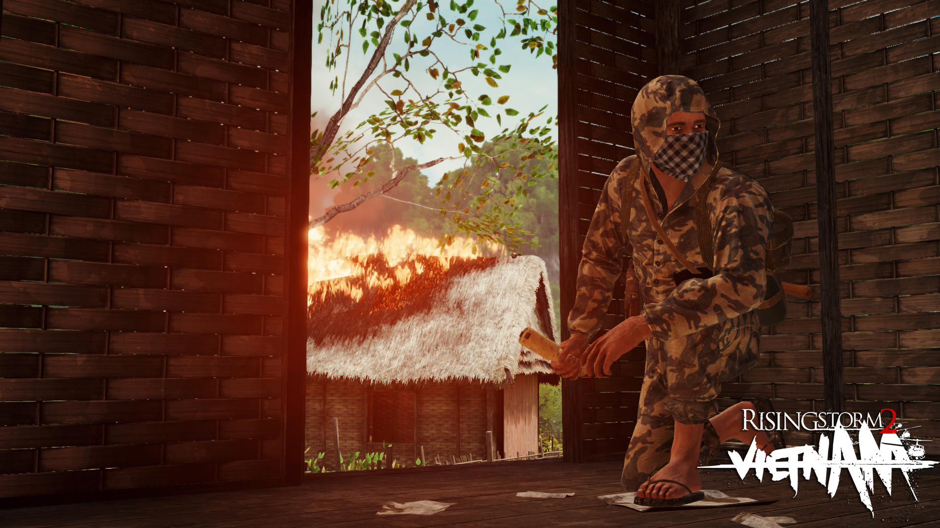 Rising Storm 2: Vietnam - Homeland Security Cosmetic DLC screenshot