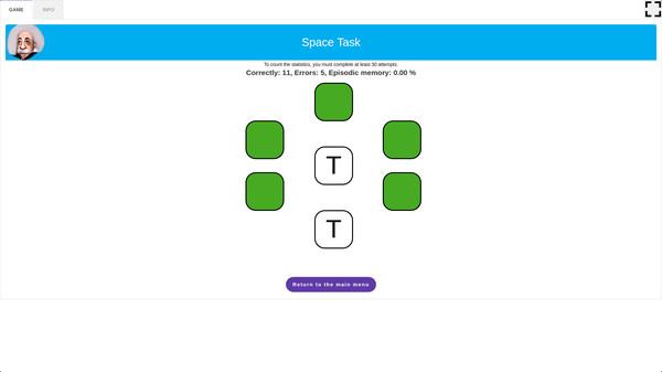 скриншот 5-in-1 Bundle Brain Trainings - Space Task 0