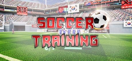 VR Soccer Training