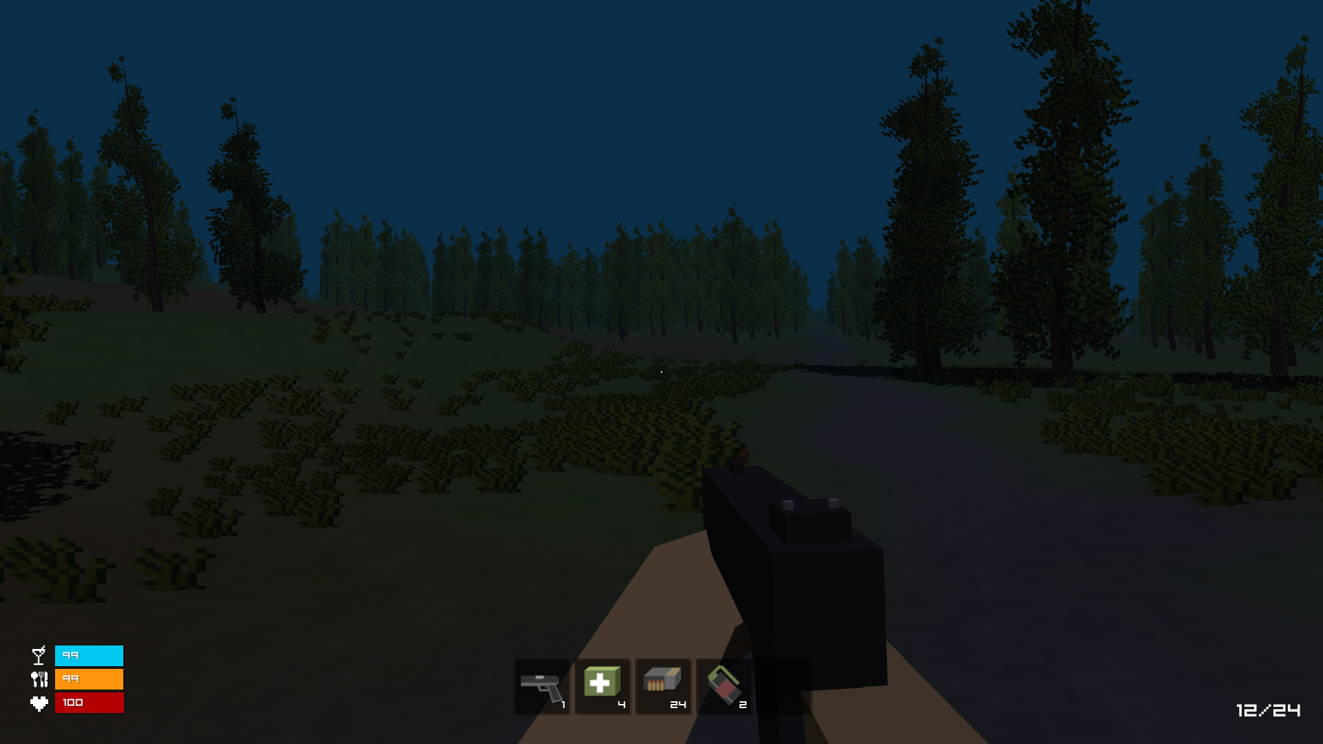 SurvivalZ screenshot