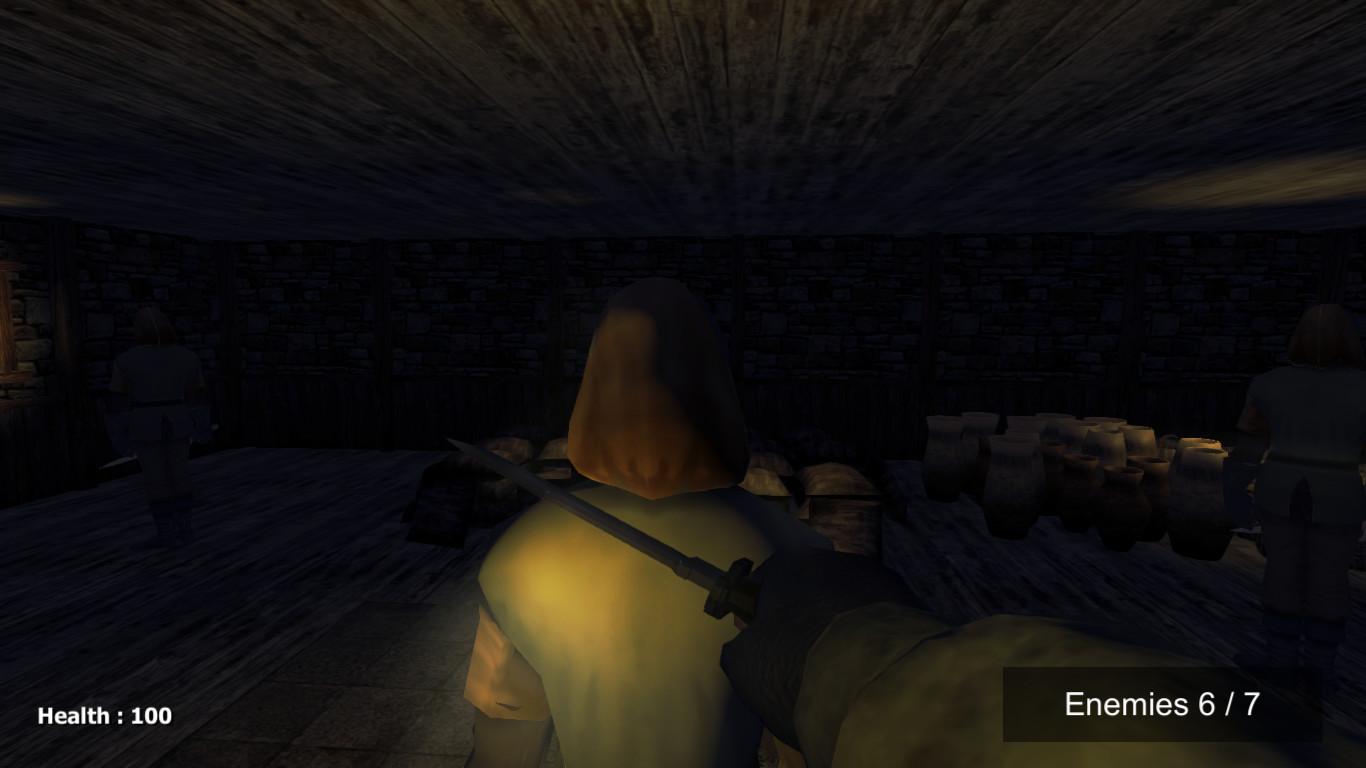 Paladin Duty - Knights and Blades screenshot