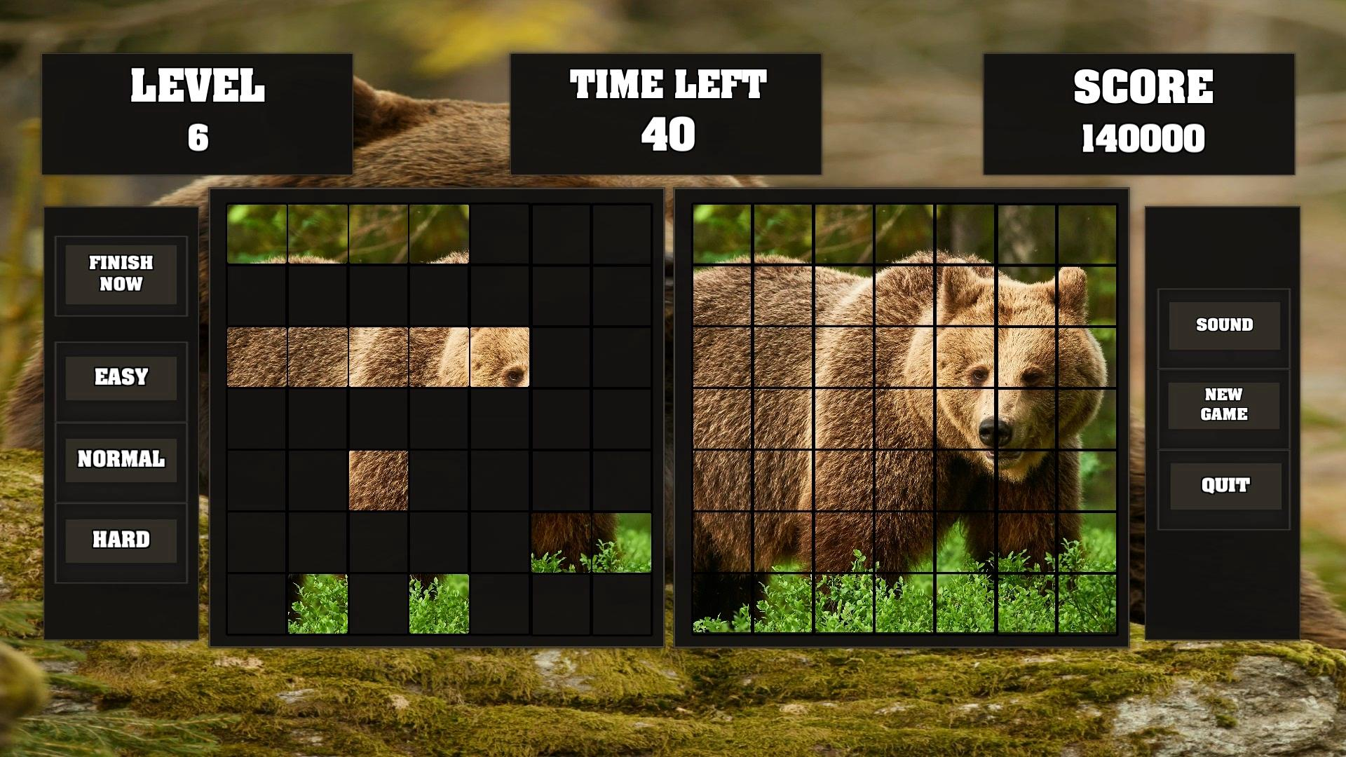 Fitzzle Mighty Bears screenshot