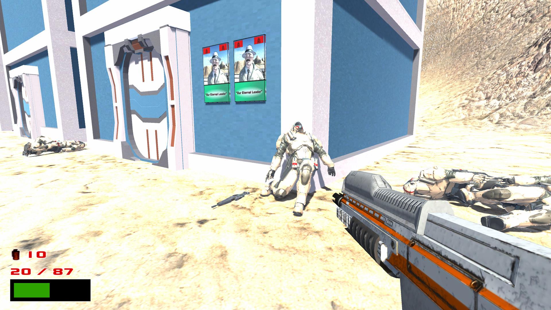 HellCrunch screenshot