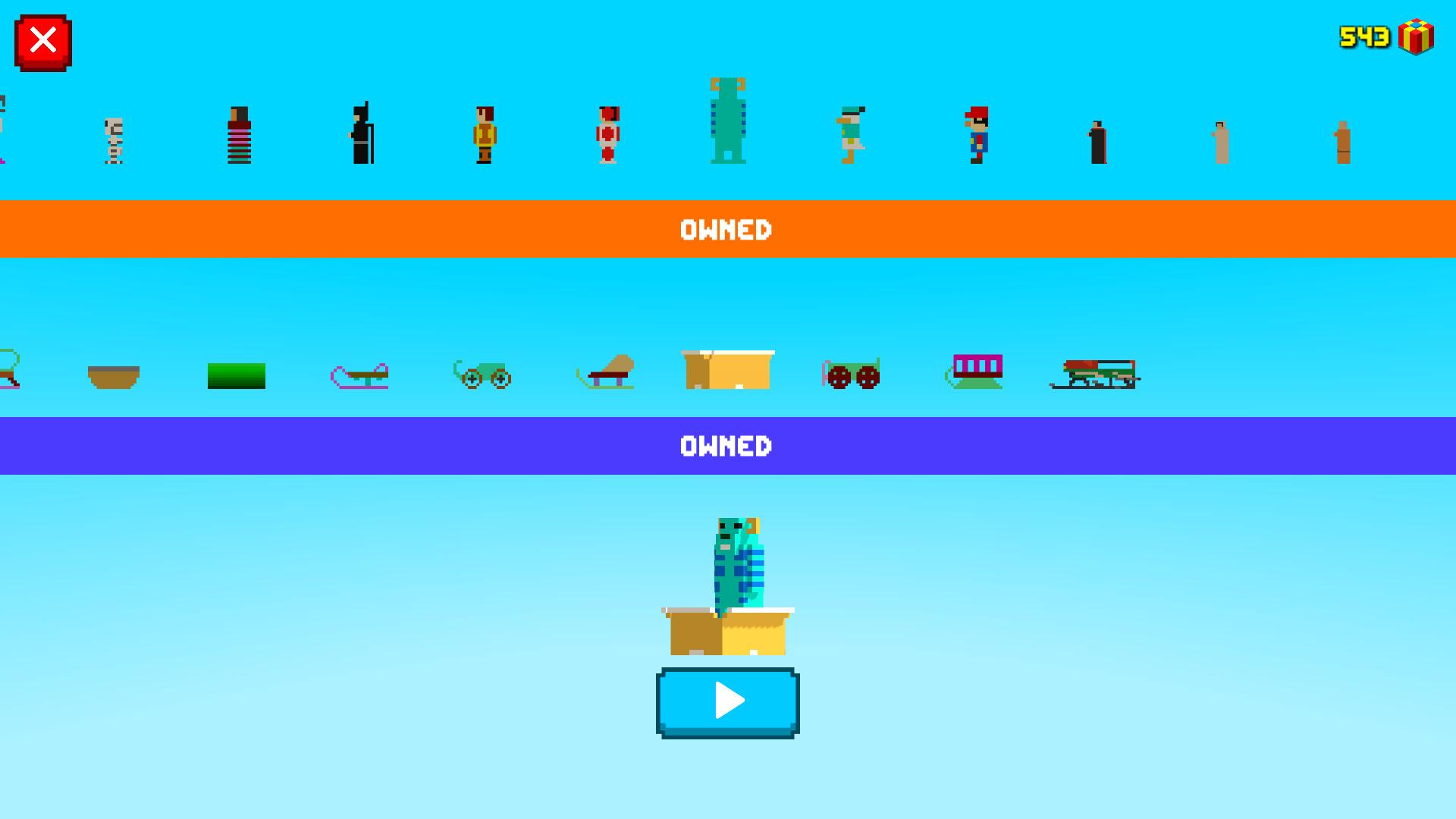 Christmas Race 2 screenshot