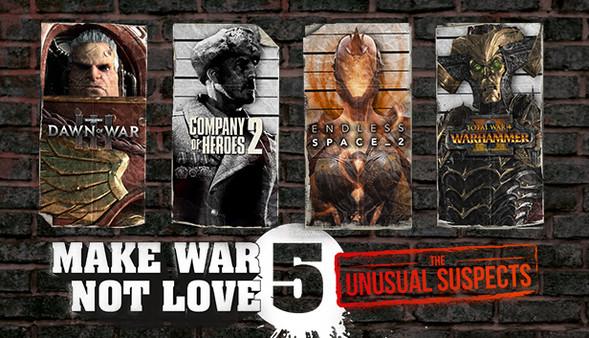 скриншот MAKE WAR NOT LOVE 5 0