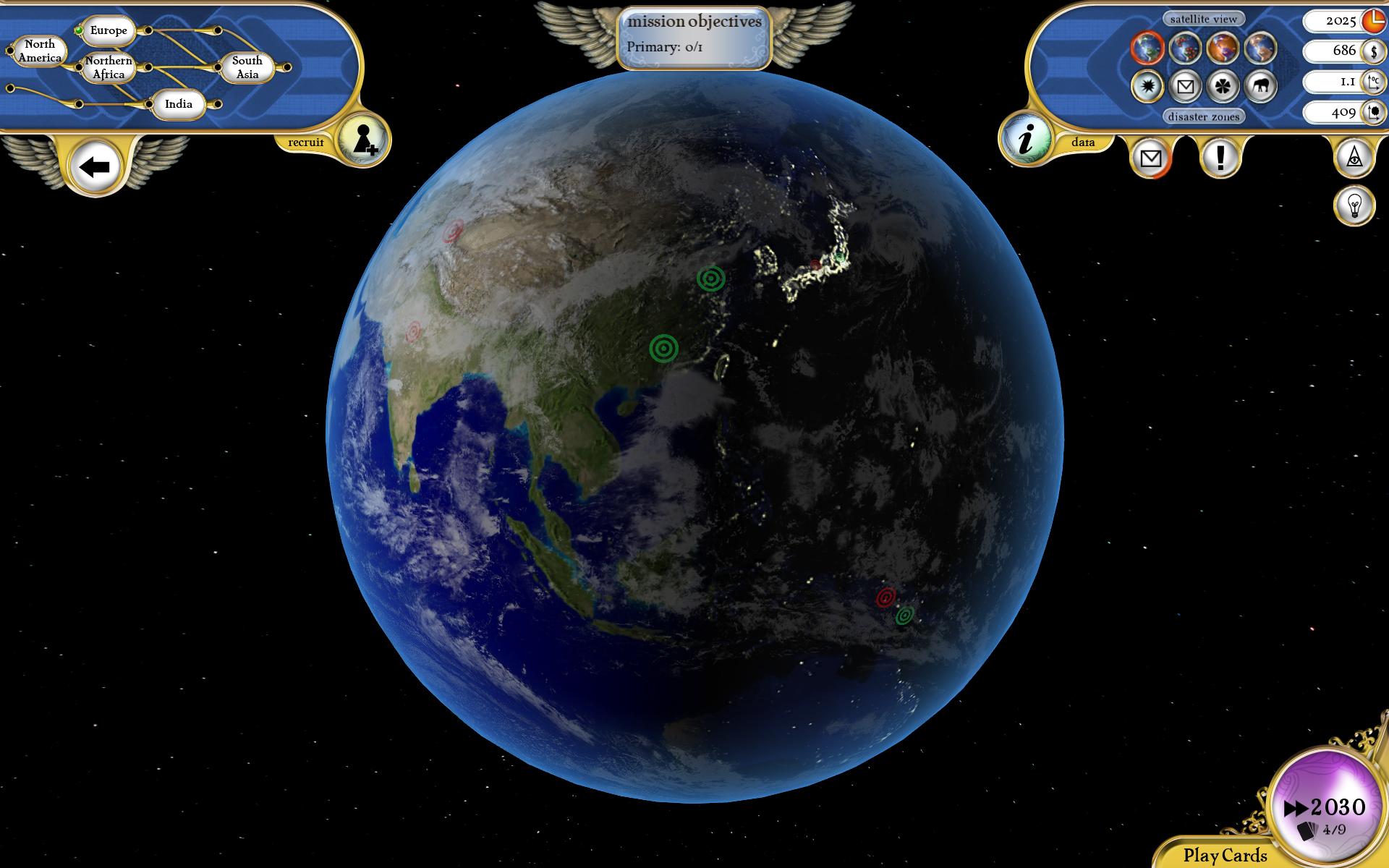 Fate of the World screenshot